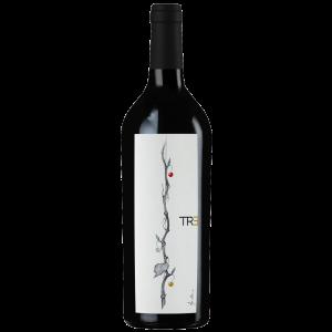 TR3, vin rouge du piémont