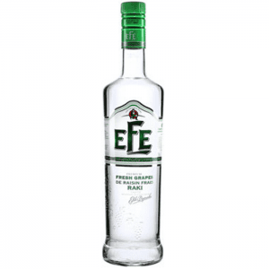 Efe Raki, spiritueux anisé